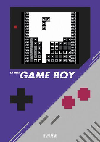 Livre - La Bible Game Boy - Tetris