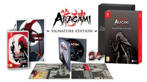 Aragami  Signature Edition (exclusivité Micromania)