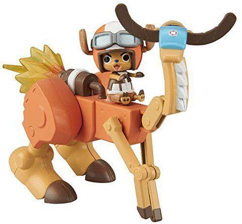 Maquette - One Piece - Chopper Robo Super 5 Walk Hopper