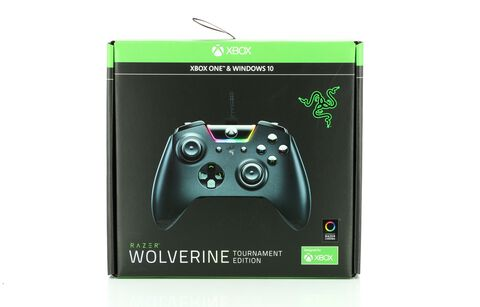 Manette Razer Wolverine Tournament