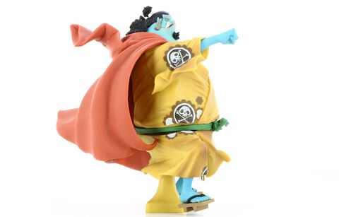 Figurine - One Piece - King Of Artist Jinbe
