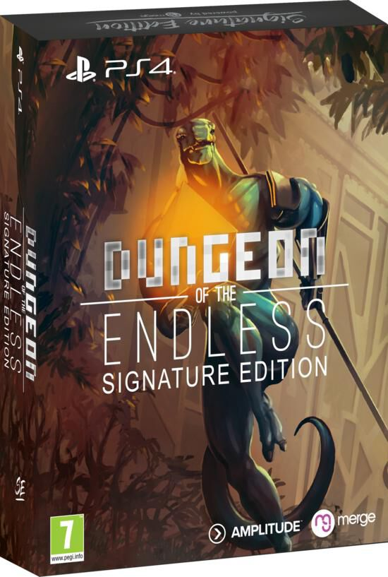 Dungeon Of The Endless Signature Edition