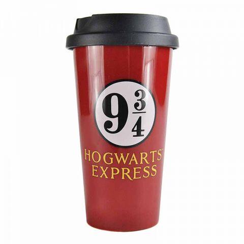Mug De Voyage - Harry Potter - Voie 9 3/4