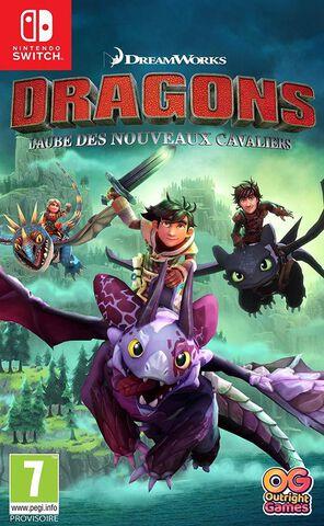 Dragons L'aube Des Nouveaux Cavaliers