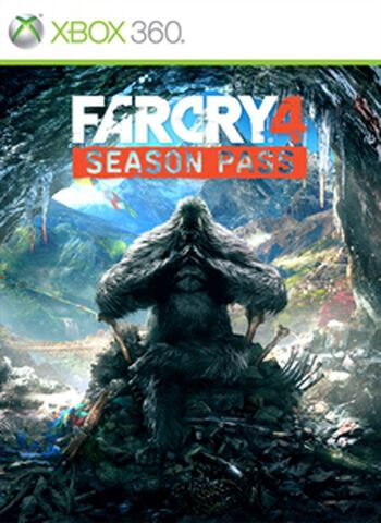 Season Pass - Far Cry  4 - Xbox 360