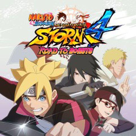 DLC - Naruto Ultimate Ninja Storm 4 - Road To Boruto