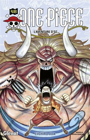 Manga - One Piece - Edition Originale Tome 48