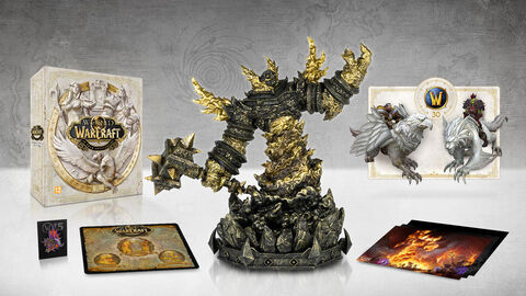 World Of Warcraft 15th Anniversary Collector Edition