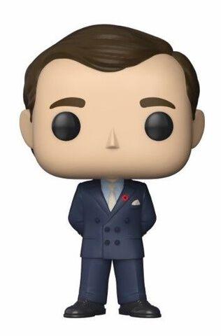 Figurine Funko Pop! N°02 - Famille Royale Britannique - Prince Charles