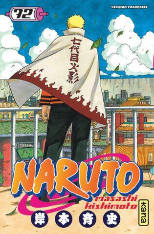 Manga - Naruto - Tome 72