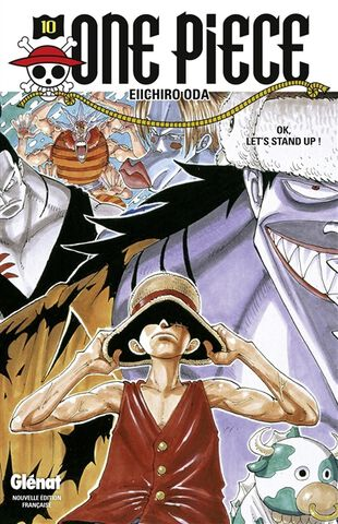 Manga - One Piece - Edition Originale Tome 10