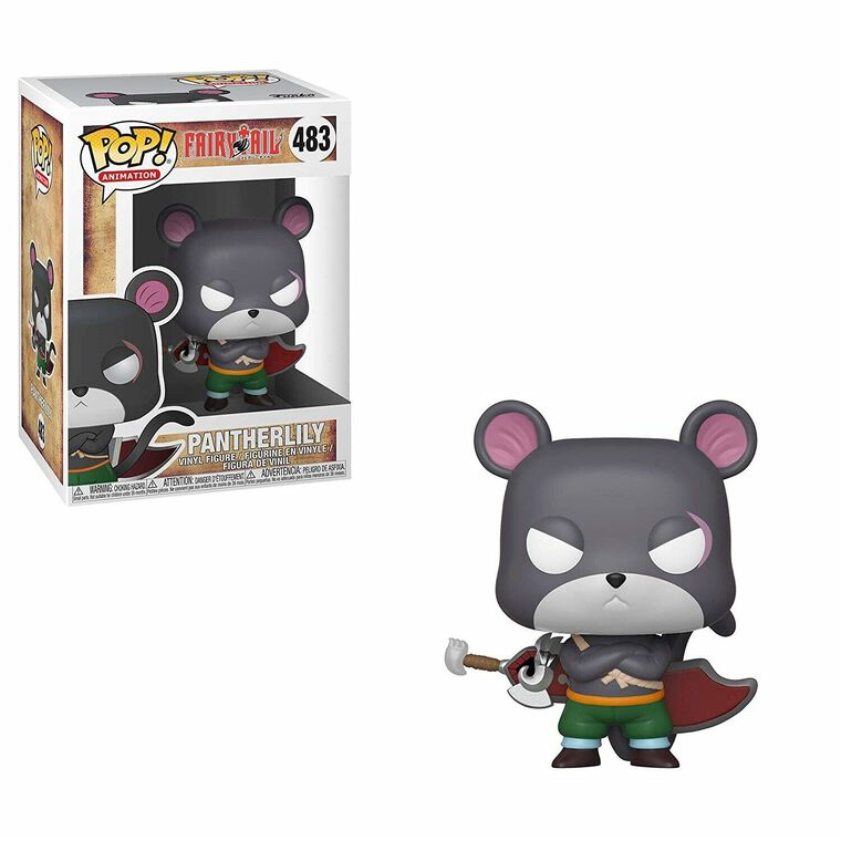 Figurine Funko Pop! N°483 - Fairy Tail - S3 Pantherlily