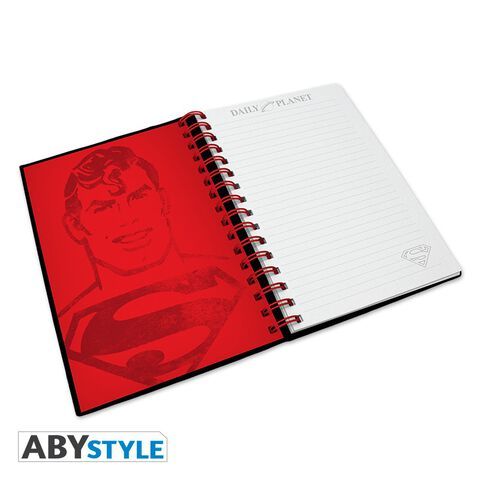 Cahier - Dc Comics - Graphic Superman
