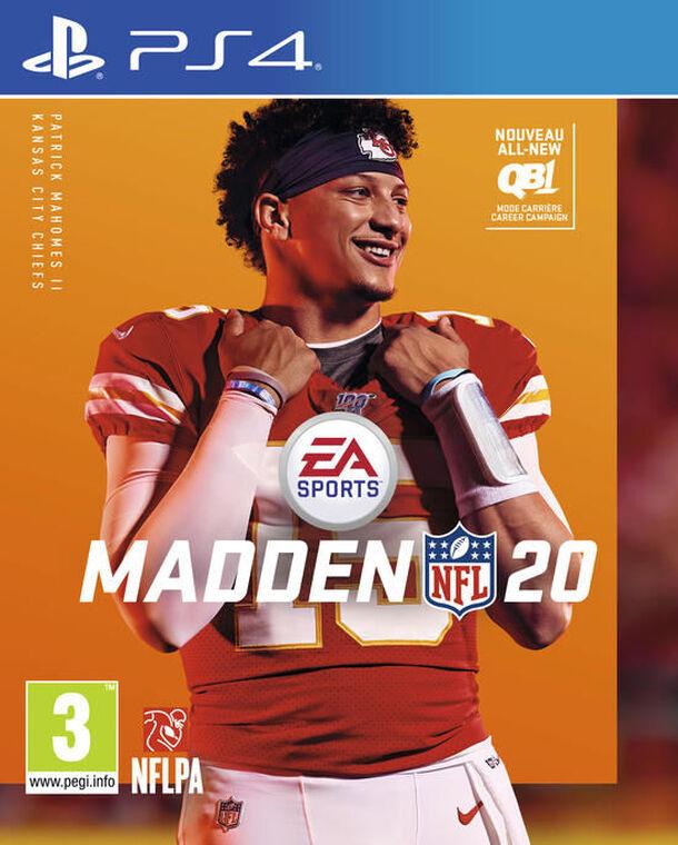 * Madden NFL 2020