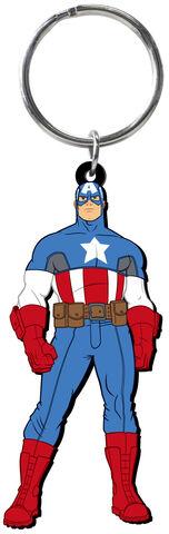 Porte-clés - Captain America - Captain America