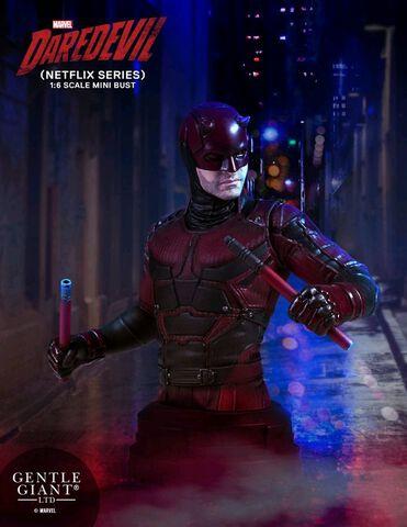 Buste Gentle Giant - Marvel - Daredevil Netflix