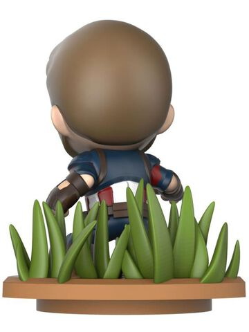 Figurine Podz - Infinity War - Marvel - Captain America Diorama