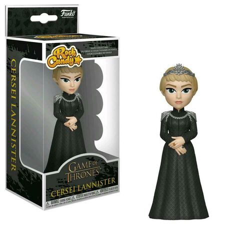Figurine Rock Candy - Game of Thrones - S10 Cersei Lannister