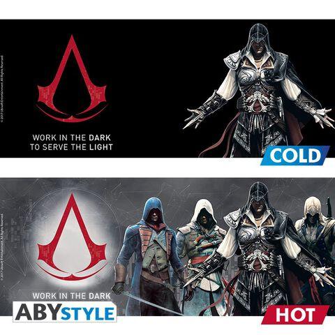 Mug - Assassin's Creed - Heat Change Groupe 460 Ml
