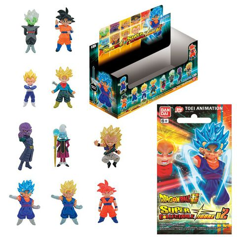 Figurine mystère - Dragon Ball Super - Collectable Figure Vol.2