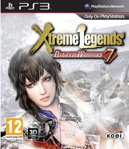 Dynasty Warriors 7 : Xtreme Legends