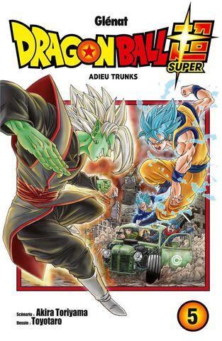 Manga - Dragon Ball Super - Tome 05