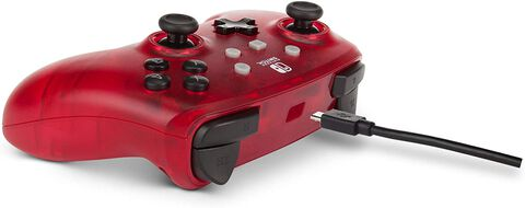 Manette Filaire Switch Red Frost