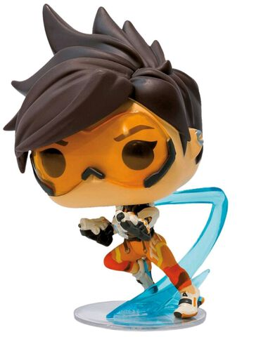 Figurine Funko Pop! N°550 - Overwatch - Tracer Blizzcon