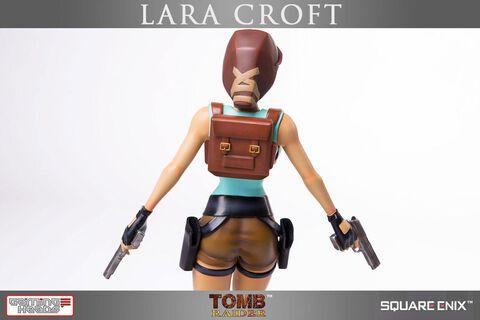 Statuette Gaming Heads - Tomb Raider - Series Lara Croft 20th Anniversary Versio
