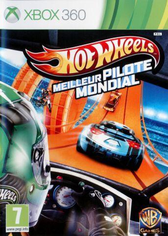 Hot Wheels - Deviens le Meilleur Pilote Mondial