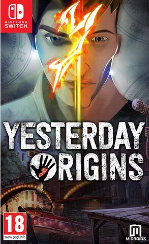 Yesterday Origin