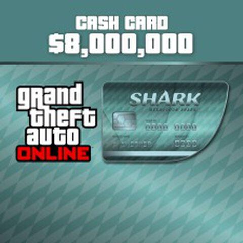 DLC - Grand Theft Auto V - Megalodon Shark PS4