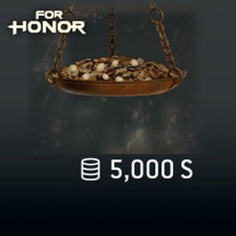 Dlc For Honor Pack 5 000 Unites Acier Ps4