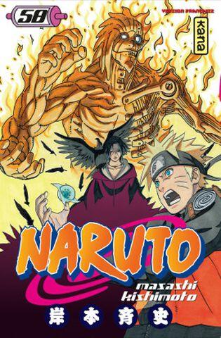 Manga - Naruto - Tome 58
