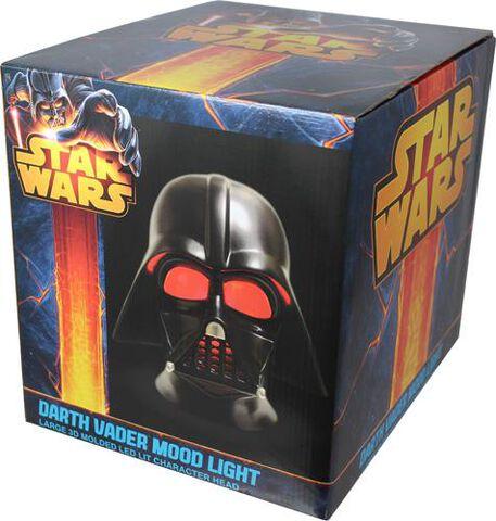 Lampe Star Wars Dark Vador Helmet