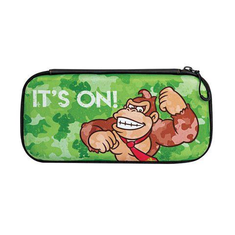 Sacoche licence officielle Donkey Kong camo design
