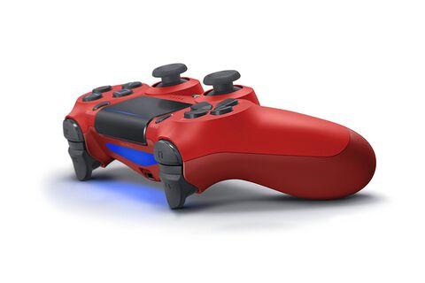 DualShock 4 rouge V2