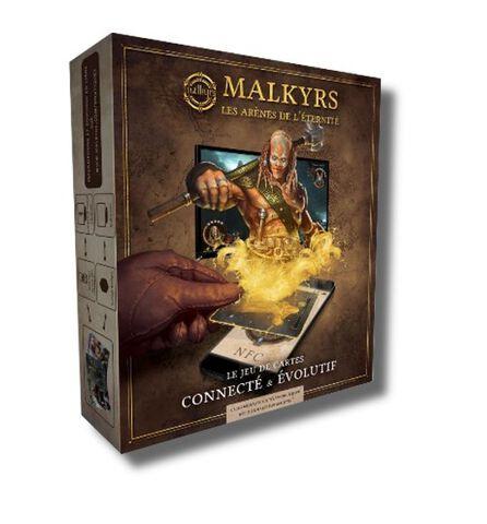 Pack d'introduction - Malkyrs - Lyceran : Garnison de Lanevil