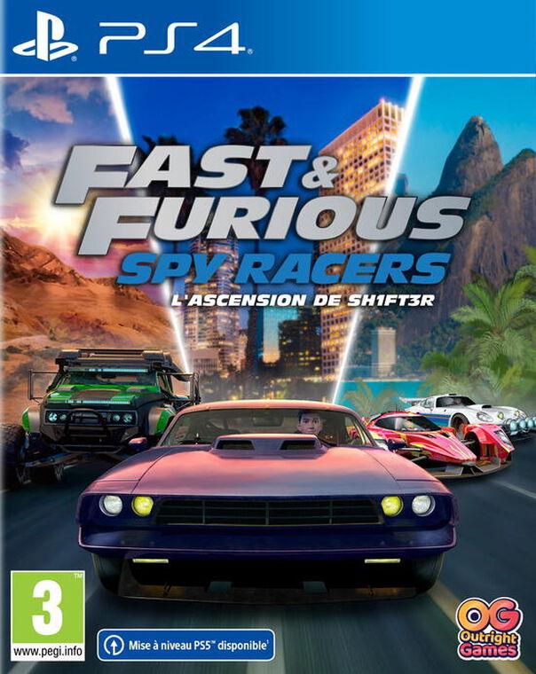 Fast & Furious Spy Racers L'ascencion De Sh1ft3r