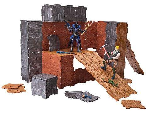 Figurine - Fortnite - Duo Pack Turbo Builder - Jonesy & Raven