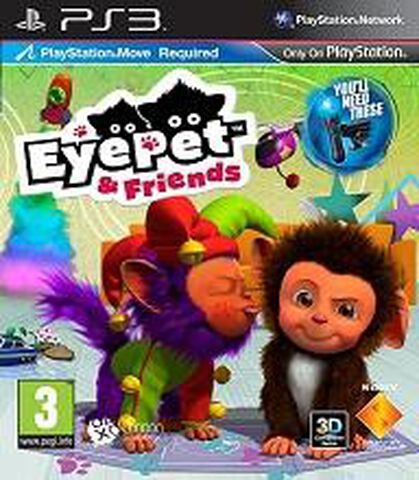 Eyepet & Friends (move)