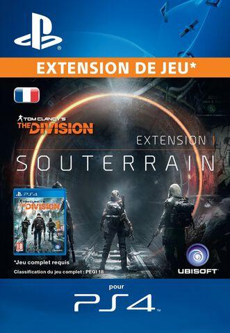 DLC - The Division Souterrain PS4