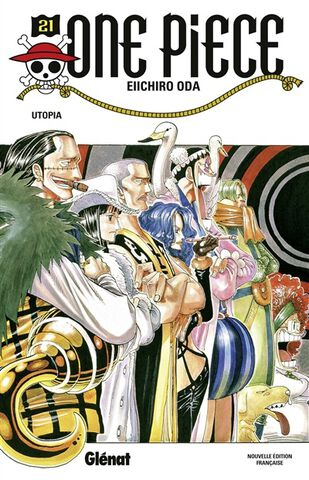 Manga - One Piece - Edition Originale Tome 21