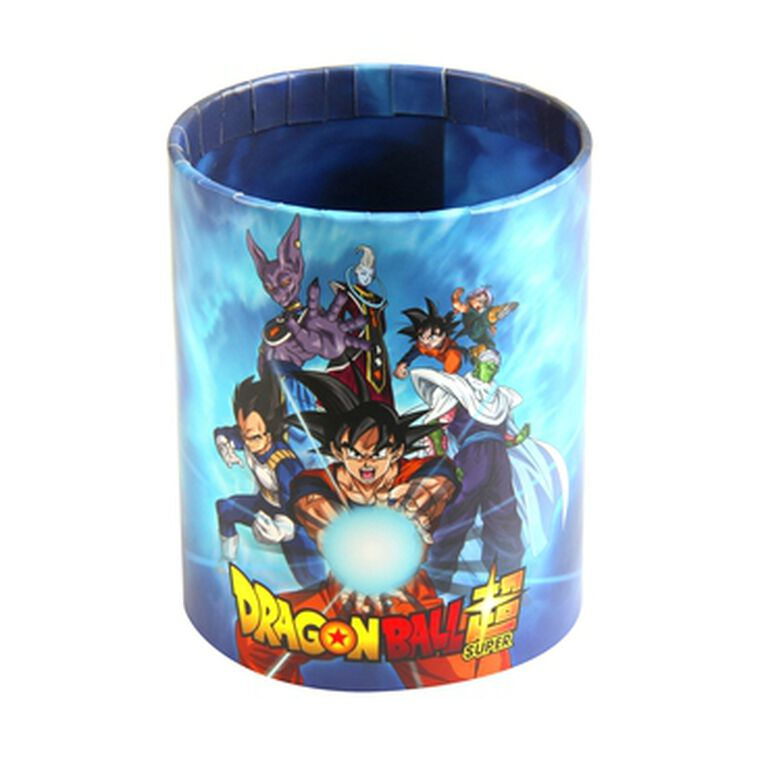 Pot à crayons Clairefontaine - Dragon Ball Super - Rond