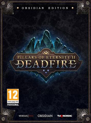 Pillars Of Eternity 2 Deadfire Obsidian Edition