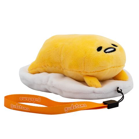 Peluche - Gudetama couché petit