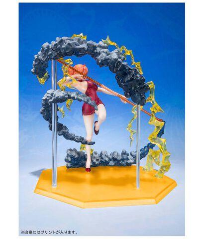 Figurine Figuarts Zero - One Piece - Nami Black Ball
