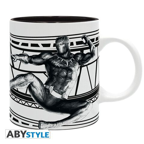 Mug - Black Panther - Wakanda 320 ml
