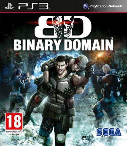 Binary Domain Edition Limitée