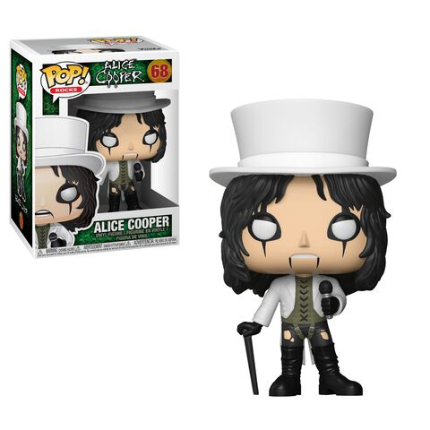 Figurine Toy Pop N°68 - Rock Série 4 Alice Cooper